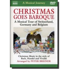 A Musical Journey: Christmas Goes Baroque [DVD]