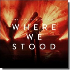 Where We Stood (Live) [CD+DVD]