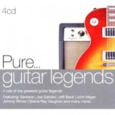Pure... Guitar Legends [4CD]