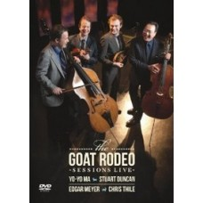 The Goat Rodeo Sessions Live [DVD]