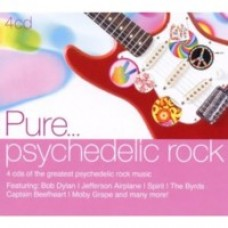 Pure... Psychedelic Rock [4CD]