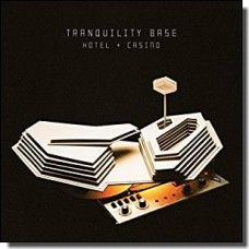 Tranquility Base Hotel + Casino [CD]
