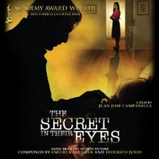 The Secret In Their Eyes [CD]
