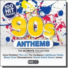 100 Hits - Ultimate 90s Anthems [5CD]
