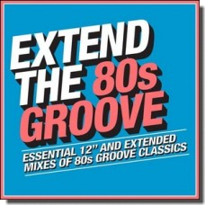 Extend the 80s: Groove [3CD]