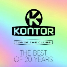 Kontor Top Of The Clubs: The Best Of 20 Years [4CD]