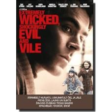 Äärmiselt nurjatu, uskumatult õel ja jõle | Extremely Wicked, Shockingly Evil and Vile [DVD]