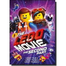 Lego film 2 | The Lego Movie 2: The Second Part [DVD]