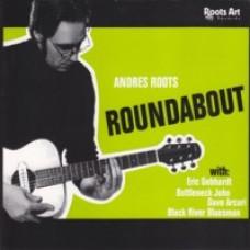 Roundabout [CD]