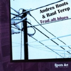 Trad.alt.blues [CD]