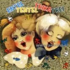 Entel Tentel Trika Trei [CD]