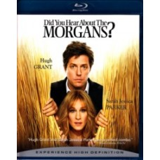 Did You Hear About Morgans? [Blu-ray]