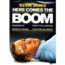 Raskekaal / Here Comes the Boom [DVD]