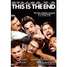 Lõpp / This Is the End [DVD]