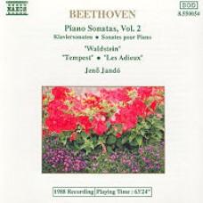 Famous Piano Sonatas, Vol. 2 [CD]