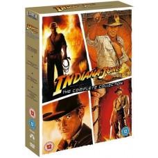 Indiana Jones: The Complete Adventures [5x DVD]