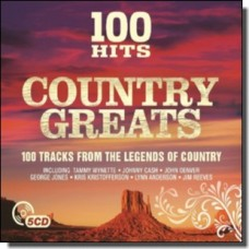 100 Hits - Country Greats [5CD]