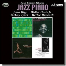 Jazz Piano - Four Classic Albums [2CD]