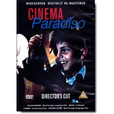Cinema Paradiso / Nuovo cinema Paradiso [Director's Cut] [DVD]
