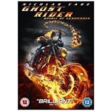 Ghost Rider 2: Spirit of Vengeance [DVD]