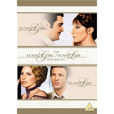 Funny Girl / Funny Lady [2DVD]