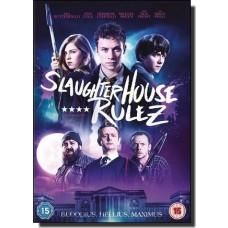 Slaughterhouse Rulez [DVD]