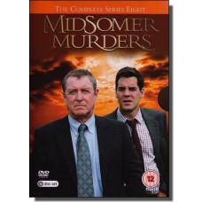 Midsomer Murders: The Complete Series 8 [6DVD]