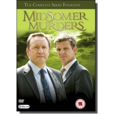 Midsomer Murders: The Complete Series 14 [6DVD]