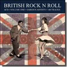 British Rock'n'Roll Volume One [Digipak] [4CD]