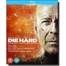 Die Hard: 1-5 Legacy Collection [5x Blu-ray]