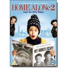 Home Alone 2: Lost in New York [DVD]