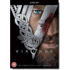 Vikings: Season 1 [3DVD]