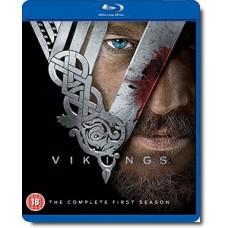 Vikings: Season 1 [2Blu-Ray]