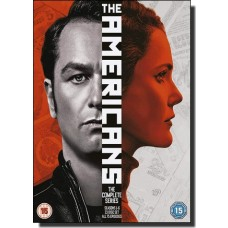 The Americans: The Complete Series [23DVD]
