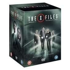 The X Files: The Complete Series [59DVD]