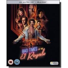 Bad Times At The El Royale [4K UHD+Blu-ray]