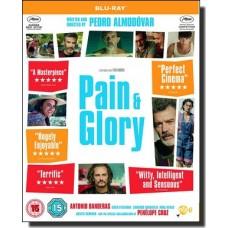 Pain & Glory   Dolor y gloria [Blu-ray]