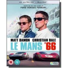 Le Mans '66 [4K UHD+Blu-ray]