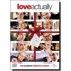 Love Actually [DVD]