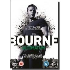 The Bourne Ultimatum [DVD]