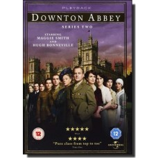 Downton Abbey - Series 2 [4DVD]