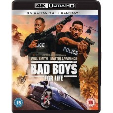 Pahad poisid kogu eluks | Bad Boys for Life [4K Ultra HD+ Blu-ray]