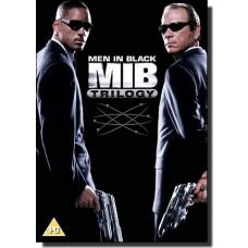 Men In Black Trilogy [3DVD]