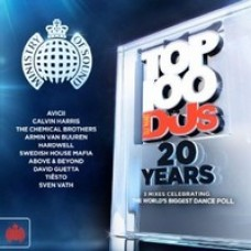 Ministry of Sound: DJ Mag Top 100 - 20 Years [3CD]