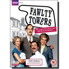 Fawlty Towers - The Complete Collection [3DVD]