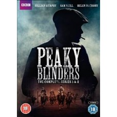 Peaky Blinders: Series 1-2 [4DVD]