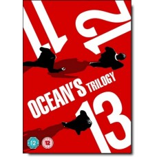 Ocean's Trilogy [3DVD]