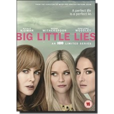 Big Little Lies: Season 1 [3DVD]