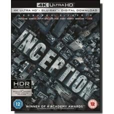Inception [4K UHD+Blu-ray+DL]