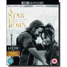 A Star Is Born [4K UHD+Blu-ray+DL]